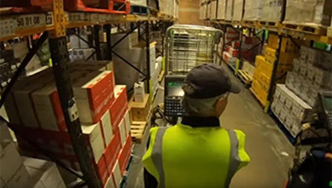 Brexit stockpiling: UK warehouses already 'full' - BBC Newsnight