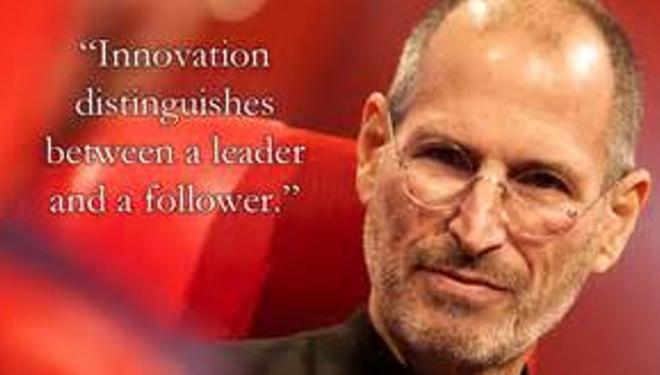 """""""Nur wer für Innovation sorgt, kann wirklich anführen"""""""