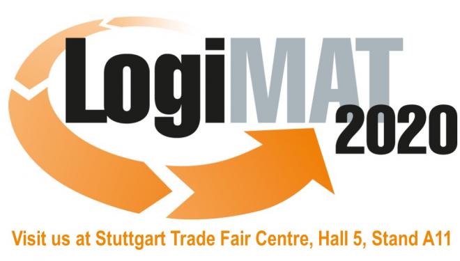 LogiMAT: Lagerbühnen für Robotik und Automatisierung
