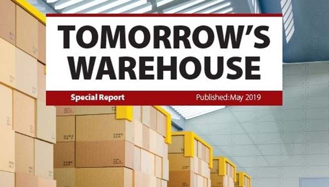 Tomorrow's Warehouse - report by hss