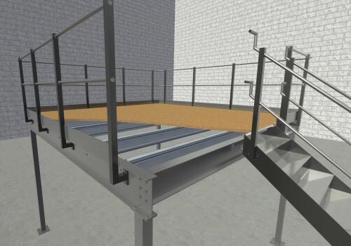 Mezzanine standard