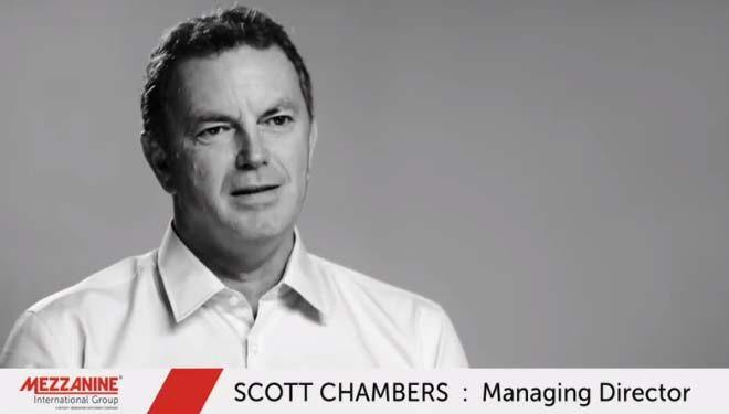 Scott Chambers, Managing Director